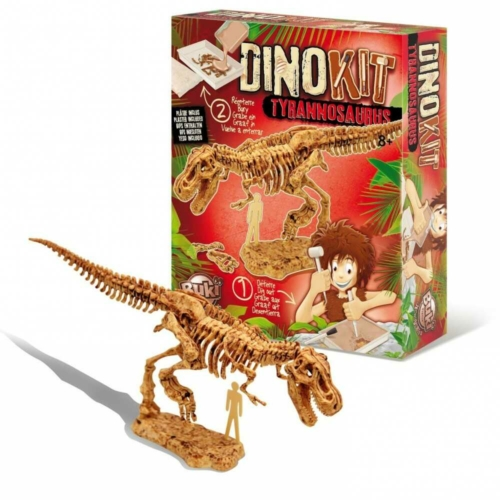 Dino felfedező készlet T-REX - BUKI