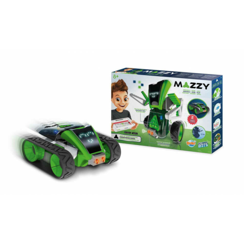 Mazzy robot - BUKI