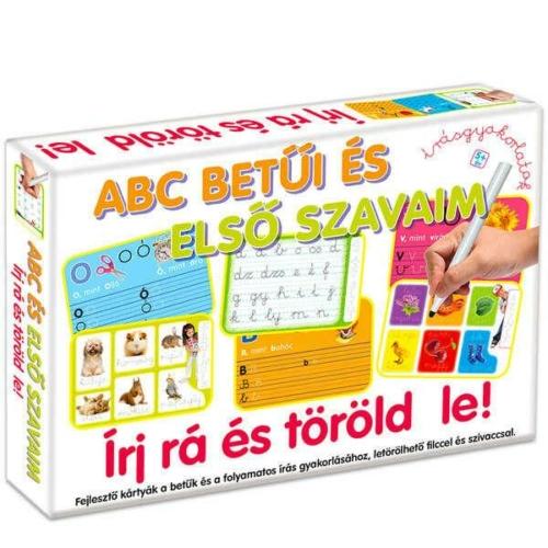 ABC betűi és első szavaim - Vonalvezető