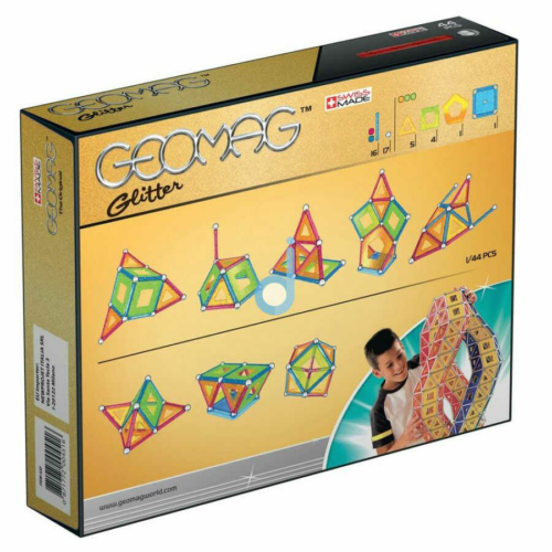 Geomag Glitter - 44 db-os