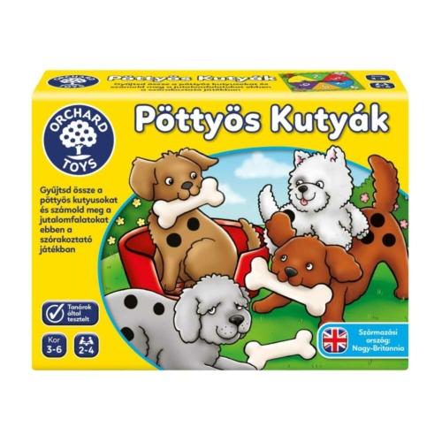 Orchard Toys Pöttyös kutyák