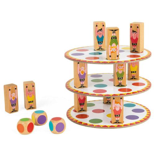 Akrobata: Ügyességi játék - Janod