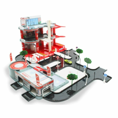 Kis Város Nagy parkolóháza 92 darabos - Jamara