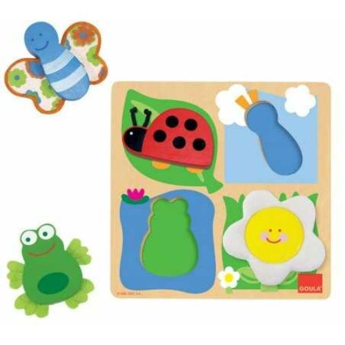 Goula Puzzle - Tavasz