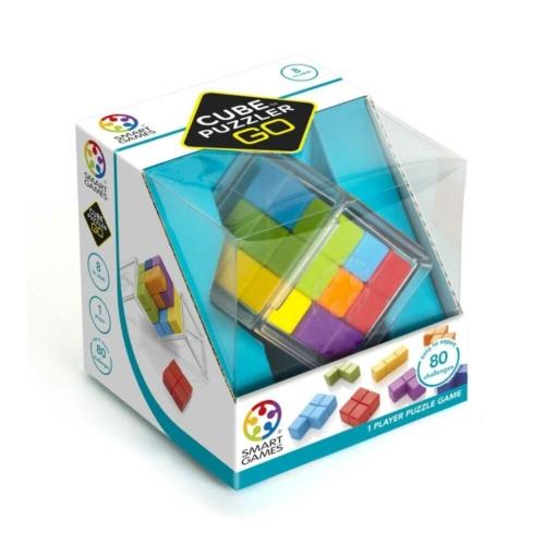 Cube Puzzler Go logikai játék - Smart Games