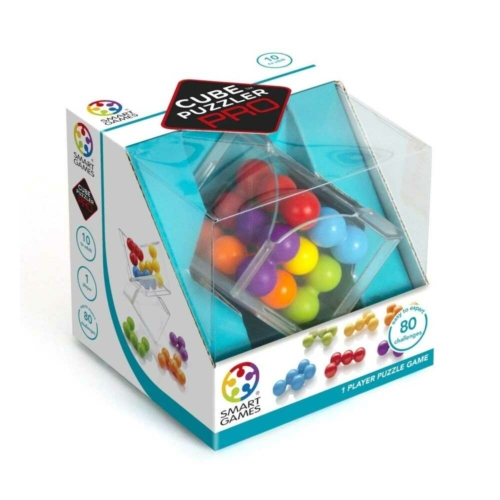 Cube Puzzler Pro logikai játék - Smart Games