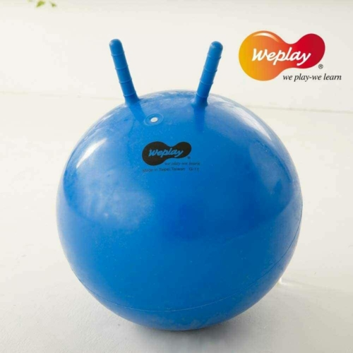 Ugráló labda 55 cm - Weplay