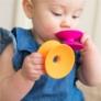 Kép 4/7 - Spoolz: Színes orsós építő - Fat Brain Toys
