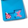Kép 3/5 - Kártyás játék tükörrel - Fat Brain Toys