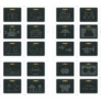 Kép 2/3 - magneses rajztabla feladatlapokkal