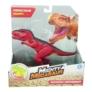 Kép 1/2 - Dragon-i - Allosaurus, világító és hangot adó, 20 cm - Mighty Megasaurus