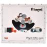 Kép 4/4 - Pingvin egyensúlyozó fajáték - Magni