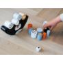 Kép 3/4 - Pingvin egyensúlyozó fajáték - Magni