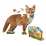 Kép 1/4 - Wow Puzzle junior 100 db - Róka