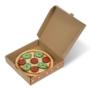 Kép 2/6 - Melissa & Doug - Szerepjáték: Pizzasütő készlet fából