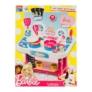 Kép 2/2 - Barbie kis játékkonyhája, 18 kiegészítővel - Bildo