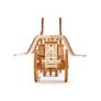 Kép 5/7 - Wooden.City: Leonardo da Vinci sarlós harci szekere (makett)