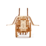 Kép 5/7 - Leonardo da Vinci sarlós harci szekere (makett) Wooden City