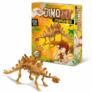 Kép 1/2 - Dínó felfedező készlet Stegosaurus - BUKI