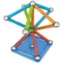 Kép 2/2 - Geomag Confetti - Színes mágneses építőjáték szett 35 db-os