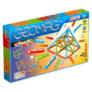 Kép 1/3 - Geomag Confetti - Színes mágneses építőjáték szett 88 db-os