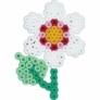 Kép 2/4 - Hama vasalható gyöngy - 15000 db vegyes színű gyöngy 3 alaplappal Midi