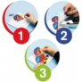 Kép 5/5 - Hama vasalható gyöngykészlet színenként szortírozva tárolódobozban
