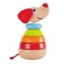 Kép 1/5 - Hape - Pepe kutyus hanggal (Montessori kirakós)