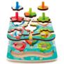 Kép 3/3 - Hape - Pörgettyűs hőlégballon puzzle