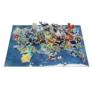 Kép 1/3 - Misztikus élőlények - Oktató Puzzle és 3D figurák (350 db) - Janod