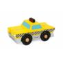 Kép 1/3 - Mágneses összerakható taxi - Janod
