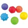 Kép 1/7 - Tapintásfejlesztő puha labdák - Playgo