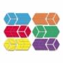 Kép 2/5 - Tablet mandala: 90 db-os mágneses mandala tábla - Quercetti