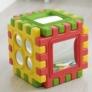 Kép 5/5 - SWP KT1002 Óriás érzékelő kocka - Vicces tükrök