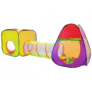 Kép 1/5 - Igloo - Sátor és kocka bújócskacsővel + 200 ajándék labda